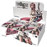 Final Fantasy Trading Card Game: Opus I Collection Factory Sealed Booster Box - 36 Packs