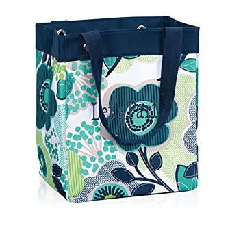 Superbe Thirty One Essential Storage Tote In Fabulous Floral   4446