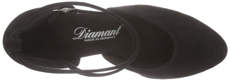 Diamant Damen Tanzschuhe 058-068-001, Chaussures de Danse de Salon Femme:  Amazon.fr: Chaussures et Sacs