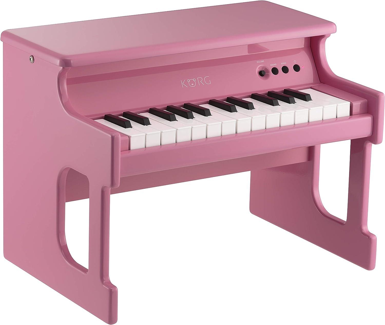 Korg TINYPIANO-PK - Piano digital para niños, color rosa ...