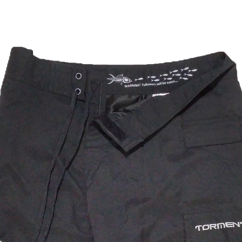 Tormenter Mens Tuna Waterman 5 Pocket Boardshorts 28 Gray