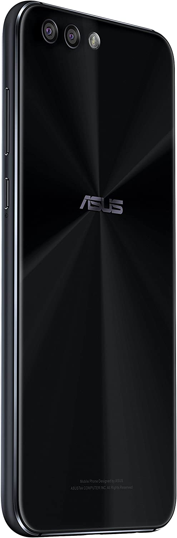 ASUS ZenFone 4 ZE554KL-1A001WW SIM Doble 4G 64GB Negro: Amazon.es ...