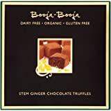 Booja Booja Stem Ginger Chocolate Truffles 104g (Case of 8)
