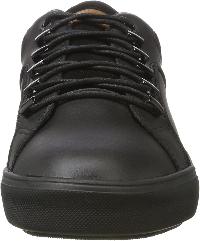 Tommy Hilfiger - M2285Oon 2A1 - Baskets Basses - Homme Noir Black