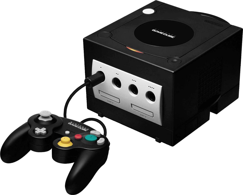 Amazon.com: Consola Nintendo Gamecube (Jet Negro): Unknown ...