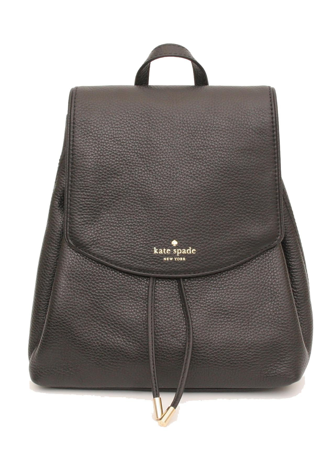 Kate Spade New York Mulberry Street Small Breezy Leather Backpack
