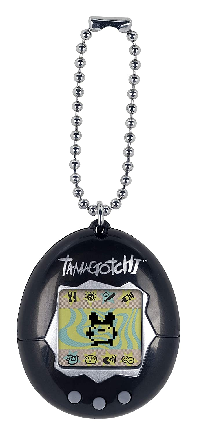 Tamagotchi Electronic Game Black