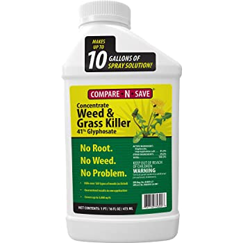 Ragan And Massey Glyphosate Concentrate Grass and Weed Killer