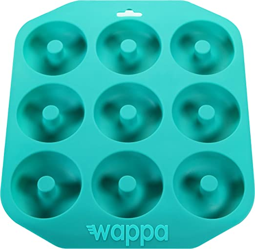 Amazon.com: Wappa Sartén para donas de silicona ...