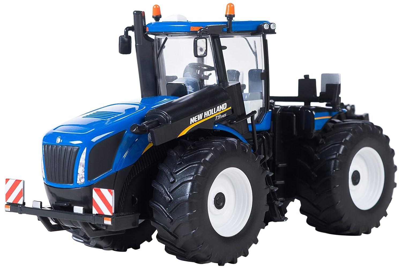 Britains Farm Scala 1 32 Modellino Trattore New Holland T9