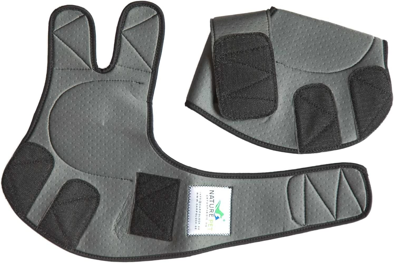 NATURE PET Dog Callus Bandage Max 41% OFF Support B Sale price Wrap Elbow