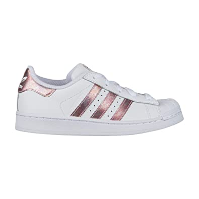 outlet store d7768 38543 Amazon.com | adidas Originals Kids' Preschool Superstar ...