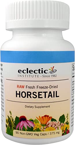 Horsetail Freeze-Dried Eclectic Institute 90 VCaps