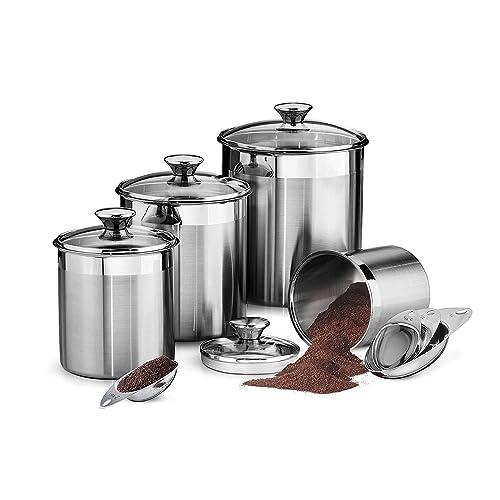 Kitchen Flour Container Set: Amazon.com