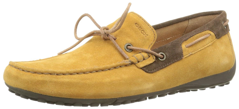Geox U Snake Moc. I - Mocasines para hombre, color Marrón (C5B6L), talla 41: Amazon.es: Zapatos y complementos