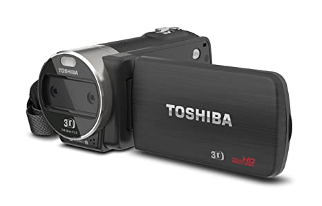 Toshiba Camileo Z100 - Videocámara (5 MP, CMOS, 25,4/3,2 mm ...