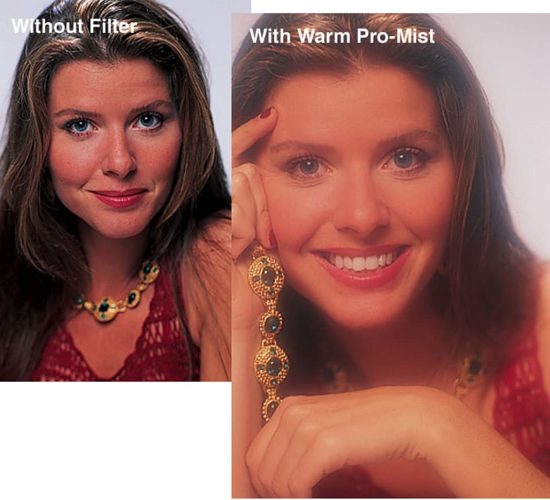 Tiffen P Series Warm Pro Mist #3 Glass Filter TCWPM3 for Cokin P Series Holder New