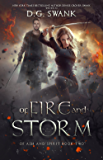 Of Fire and Storm: Of Ash and Spirit Trilogy #2