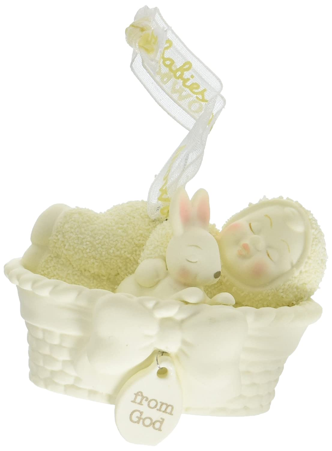 From God Baby Ornament