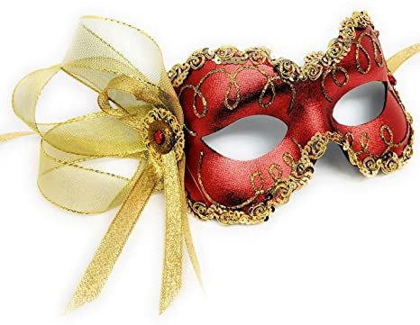 Amazon.com: Success Creations USA Angelina - Máscara para ...