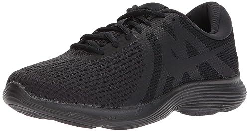 info for f6409 0f79a Nike Wmns Revolution 4 Tenis para Correr, Negro Negro, 10 M US
