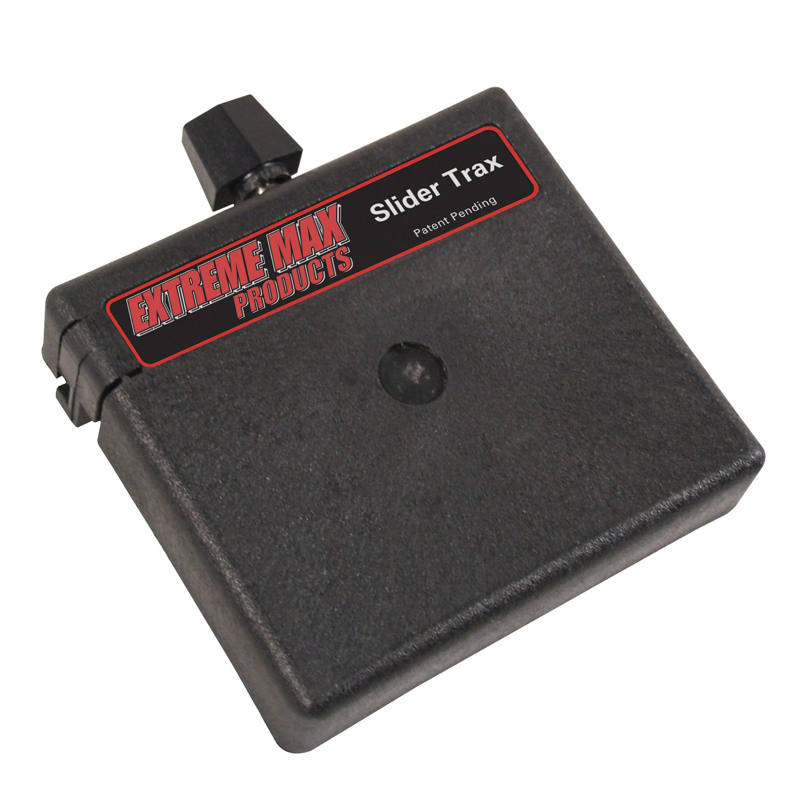 Extreme Max 3004.3096 Straight Base for Slider Trax / OEM Marine Accessory Mounting Systems, Each