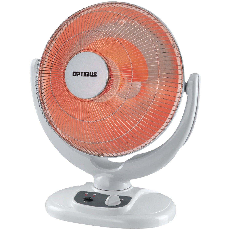 New Oscillating Optimus H 4439 Sun Like Radiant Heat