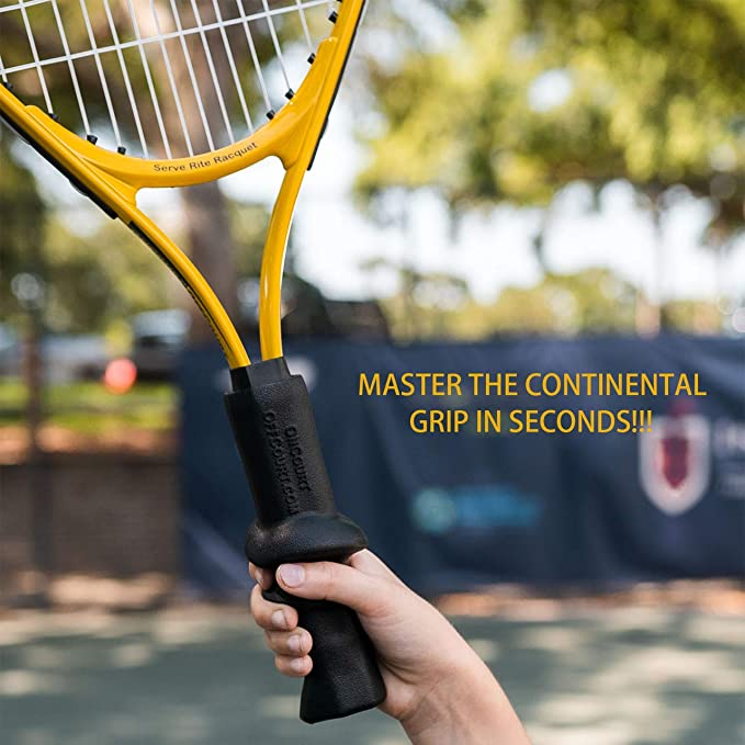 Amazon.com : Oncourt Offcourt Serve Rite Racquet - Master ...