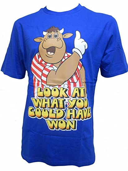 Bullseye T-shirt - Look At What You Could Have Won