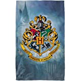 "Hogwarts Crest -- Harry Potter -- Beach Towel (36"" x 58"")"