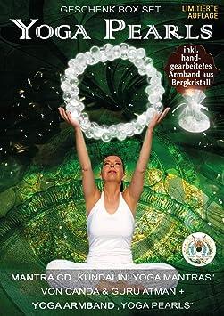Canda & Guru Atman - Yoga Pearls Geschenk Box mit Mantra CD ...