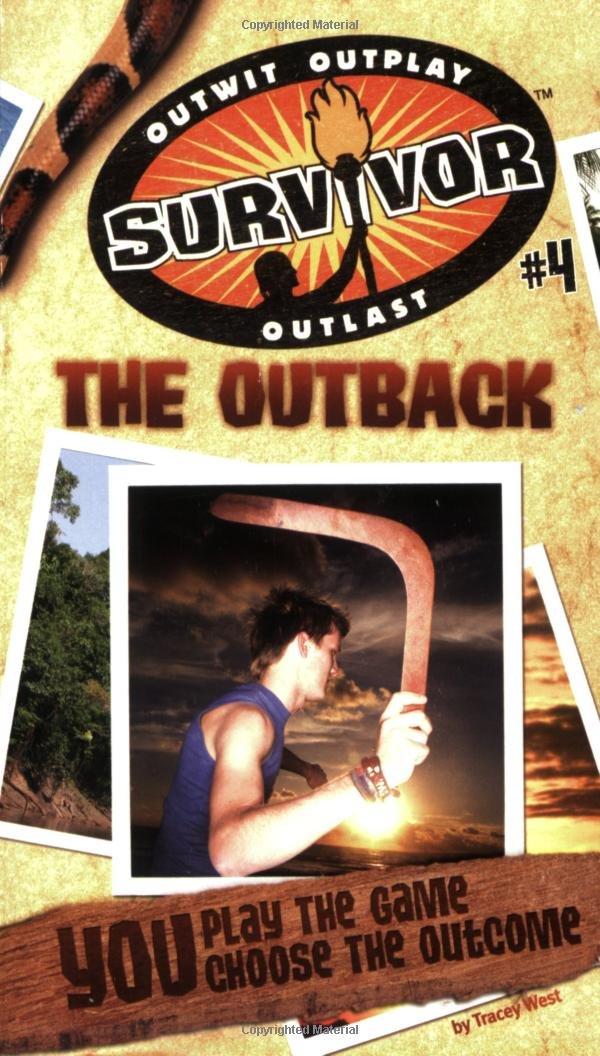 Download The Outback (Survivor) pdf epub