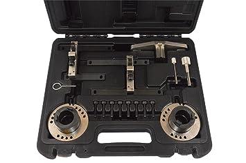 Herramienta Hub 9865 Juego de Herramientas de Bloqueo de Tiempo de Motor Ford 1.0 GTDiEcoboost Turbo: Amazon.es: Coche y moto