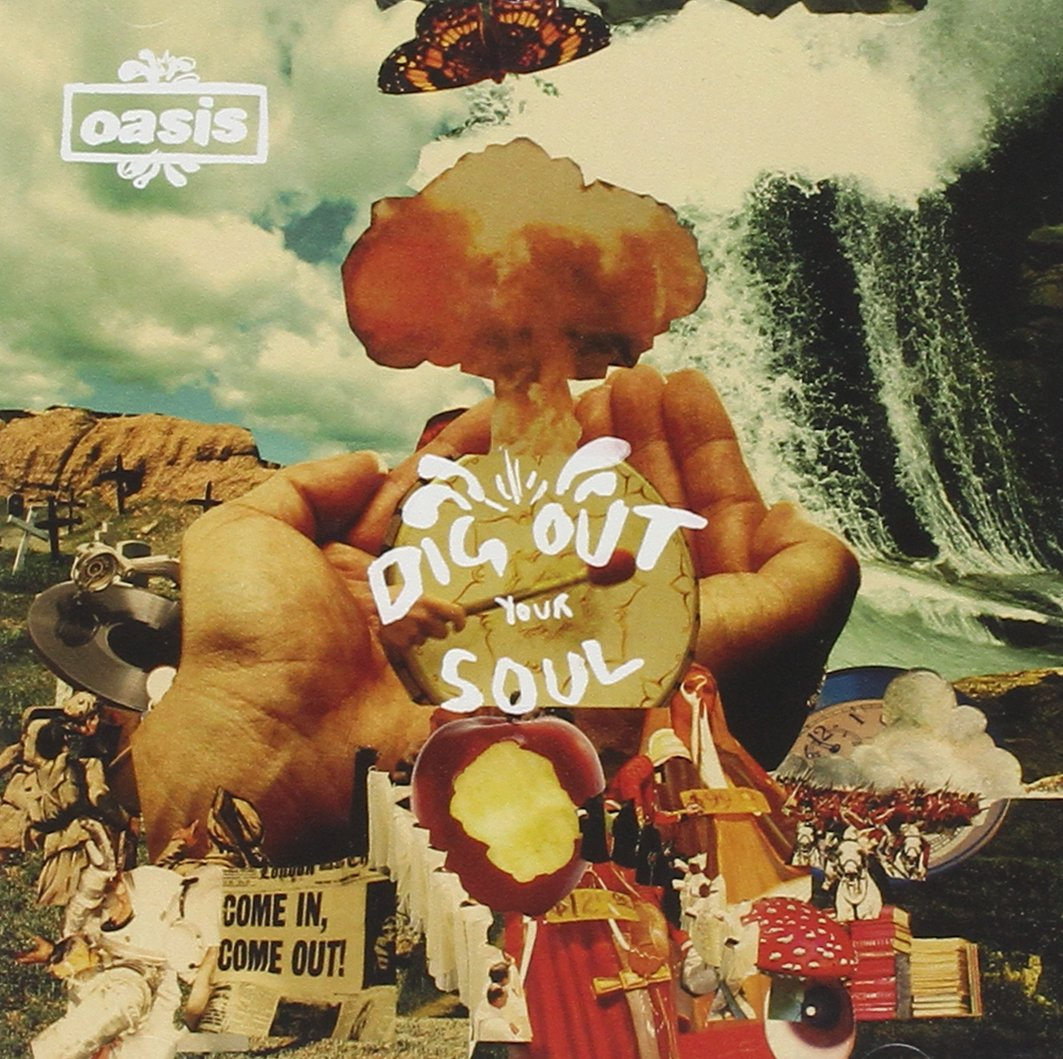 Dig Out Your Soul [Reissue]