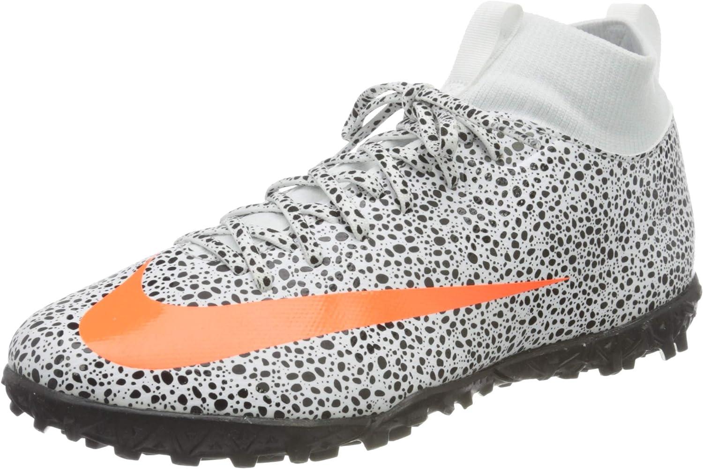 Artefacto al límite brillo  Amazon.com | Nike Youth Mercurial Superfly 7 Academy CR7 Turf Shoes | Soccer