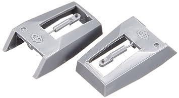 Teac SPL-102 - Agujas de repuesto para tocadiscos (2 ...