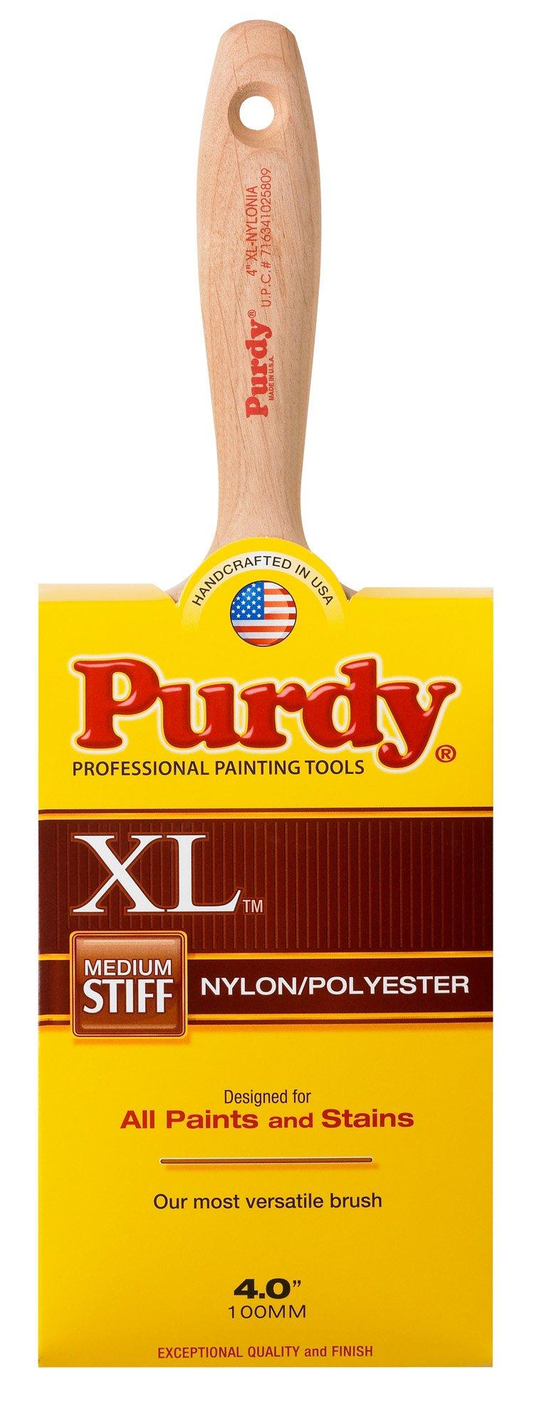 Purdy 144264340 4-Inch Wall Nylon Brush