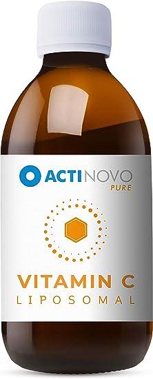 Vitamina C Liposomal | alta concentración | para tu sistema ...