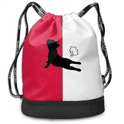 Mochila con cordón para Yoga Bulldog francés-1 para Hombres ...