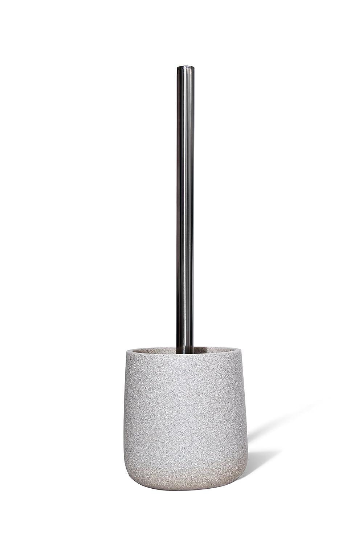Dunajski Equipment WC-Bürste steinig Toilettenbürste hohe Qualität Beige WC-Garnitur klobürste Ltd.