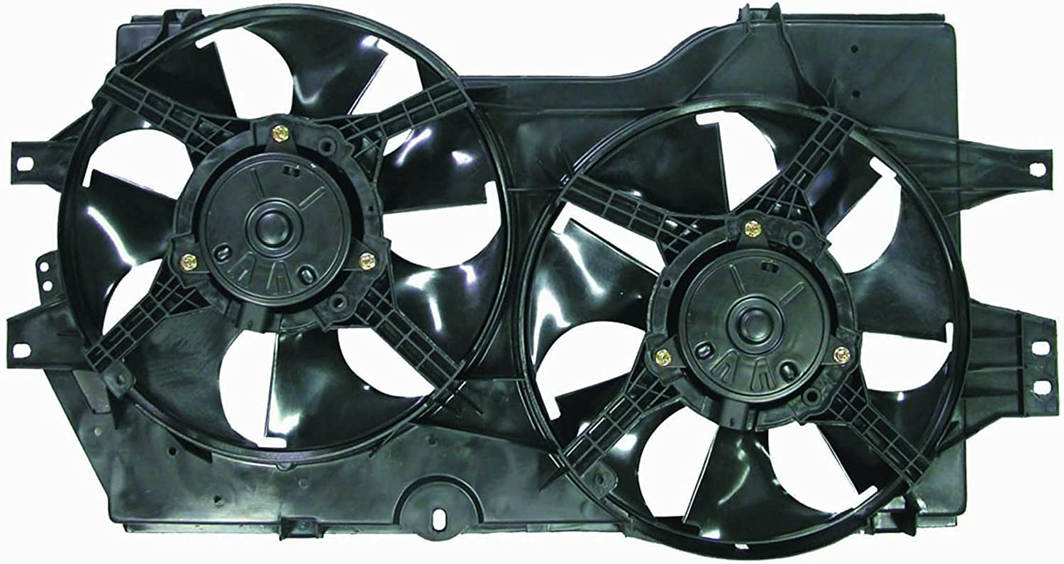 The 7 Best 1997 Dodge Grand Caravan Engine Cooling Fan Module
