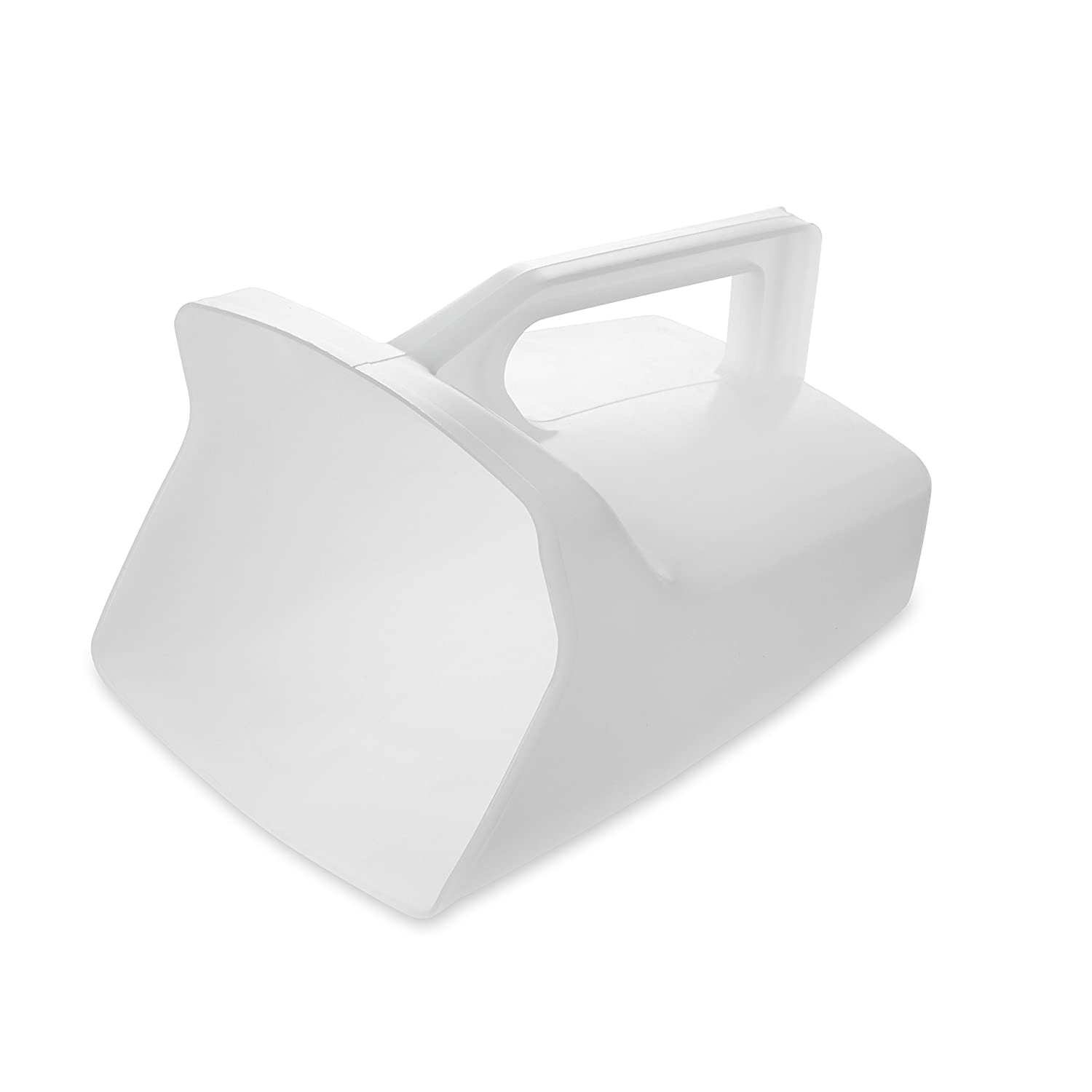 Rubbermaid Commercial Food Service Scoop, 64-Ounce, White, FG288500WHT