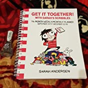 SarahS Scribbles 2018 Diary: Amazon.es: Sarah Andersen ...
