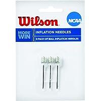 WILSON Agujas para Inflar Balónes de Balóncesto