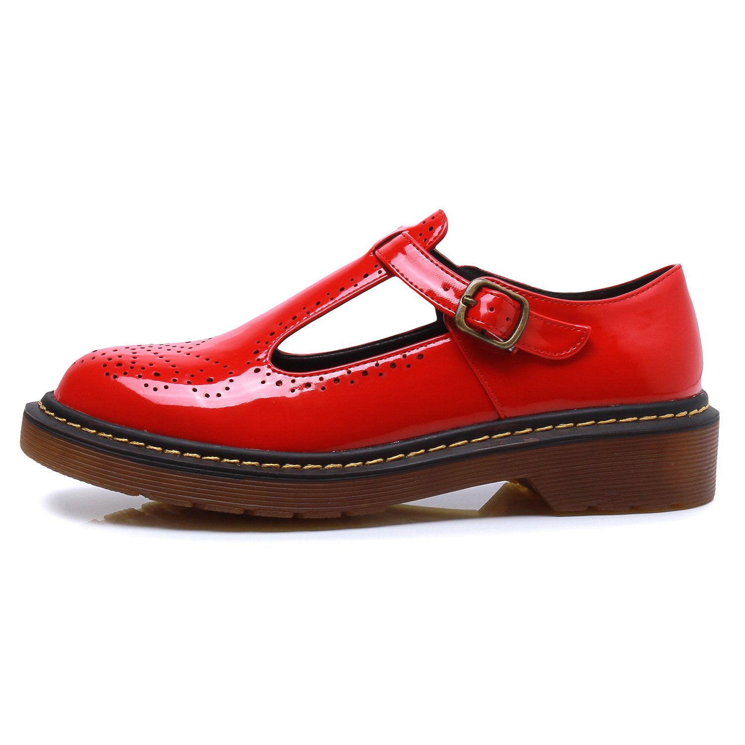 Flats amp; Classic Zapatos Mary Smilun S T Lady Iexcl; Macr; Jane PwznzZBv