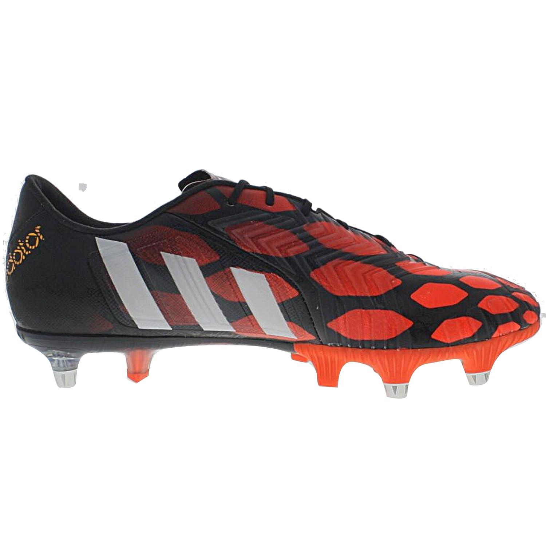 Adidas Stollenschuhe PROTator Instinct Sg Cschwarz cWeiß solROT, Größe Adidas 6.5