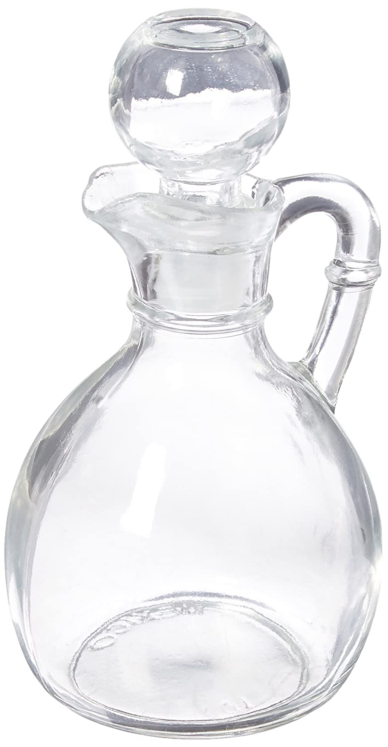 Libbey Glassware 75305 Cruet, 6 oz. (Pack of 12)