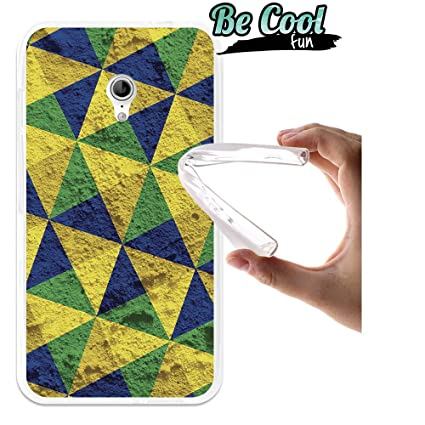 Becool - Cover Gel Flexible Vodafone Smart Turbo 7, TPU Case made out of the