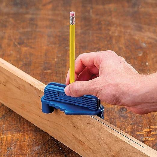 Woodworking Gauge Rockler Center Scribe Offset Marking Workshop Tool Equipment