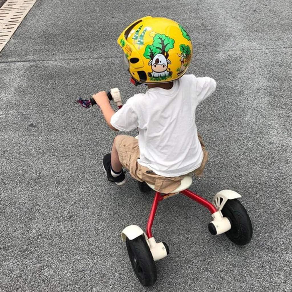 JUSHINI Kinderhelme Sport im Freien Sicherheit Motorrad Mountainbike Fahrradfahren Reithelm Langlebig Schutzhelm